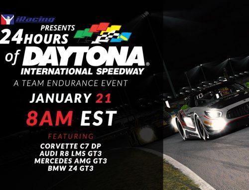 Gaststart bei den 24h von Daytona